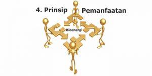4 Prinsip Pemanfaatan Bioenergi