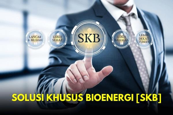 Solusi Khusus Bioenergi